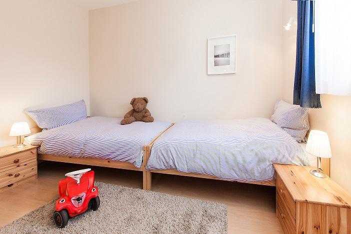 Ferienhaus - Schlafzimmer 3