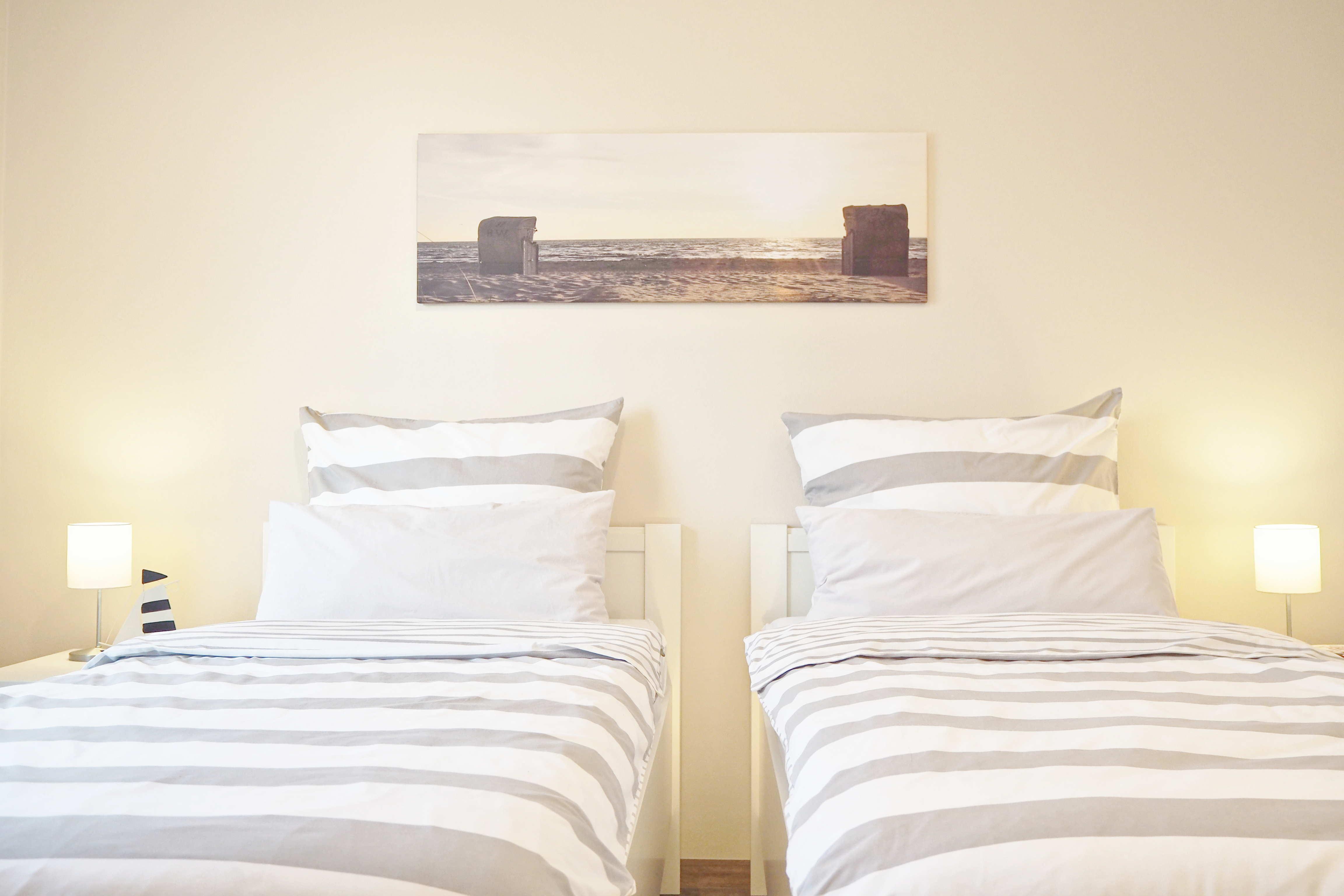 Ferienwohnung - Schlafzimmer 3