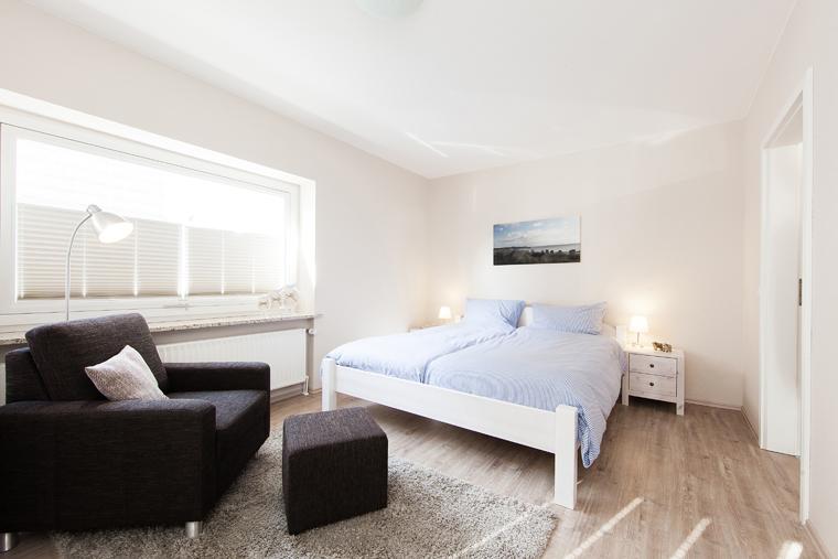 Ferienhaus - Schlafzimmer 1