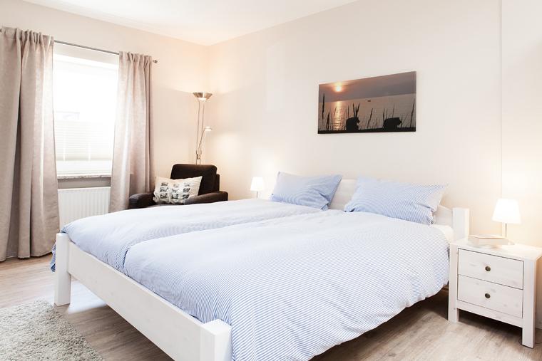Ferienhaus - Schlafzimmer 2