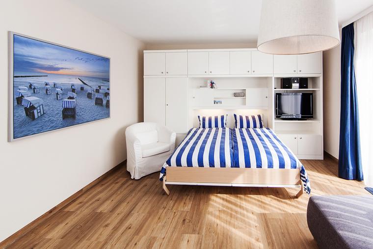 Ferienwohnung - Schlafzimmer 1